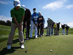 ゴルフ キャンプ アメリカ サマー サンディエゴ
