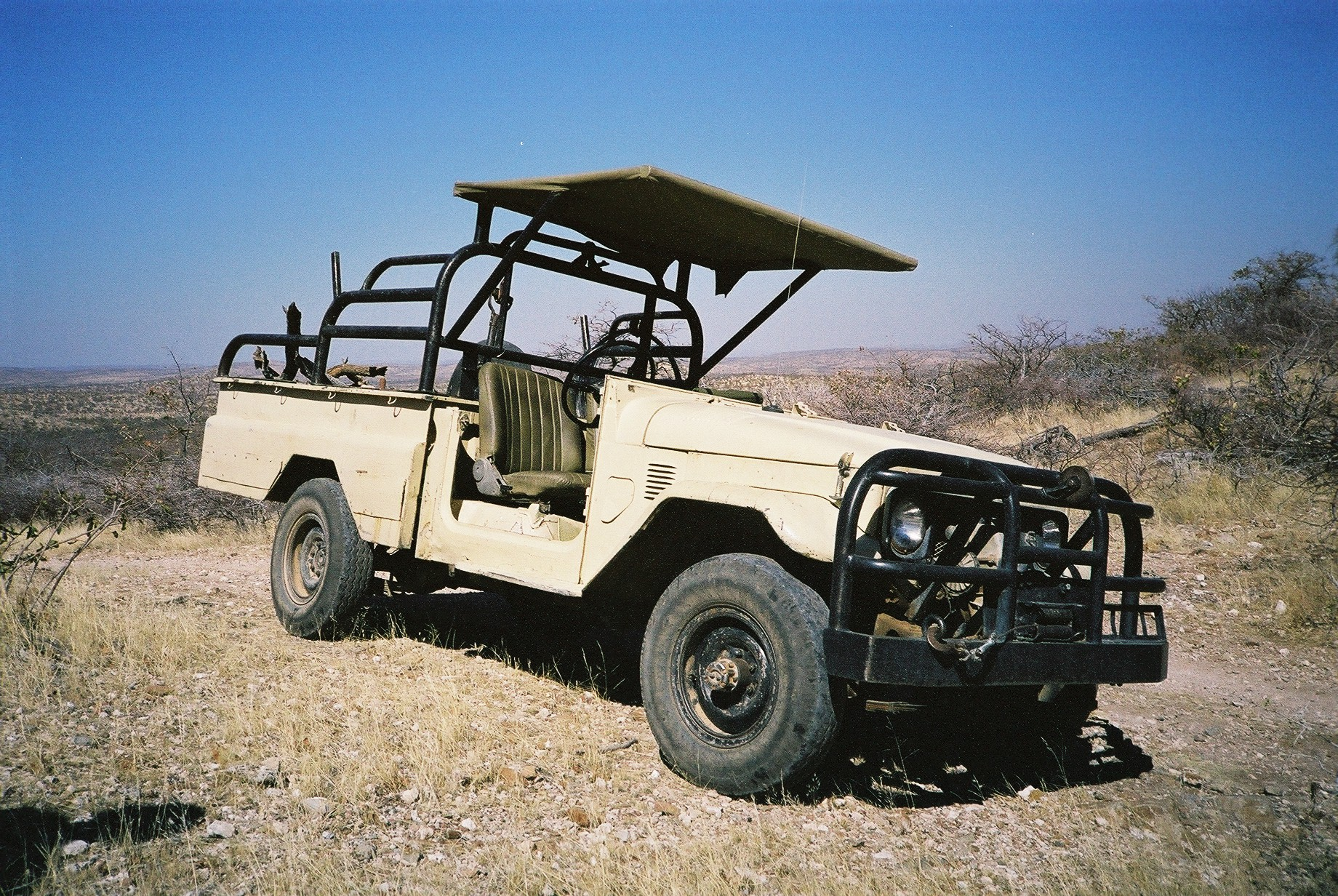 Namibia 1999 Auslands-Job