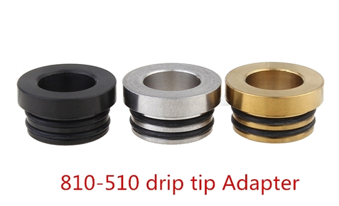 Drip Tip Adapter von 810 zu 510