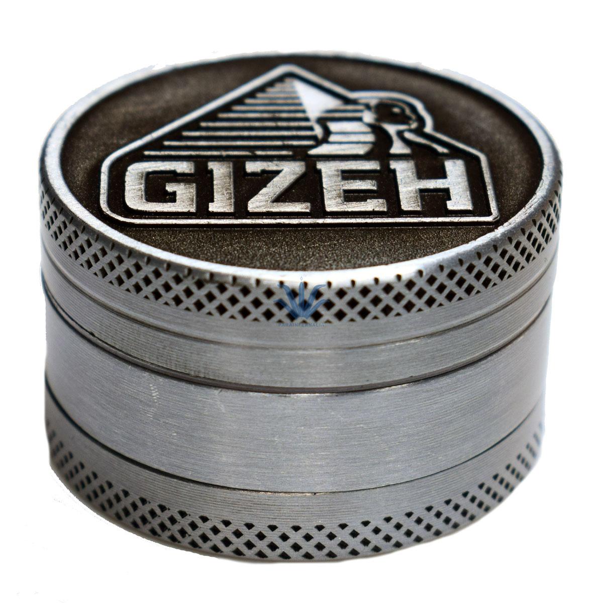 Grinder Gizeh silber