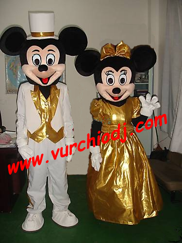 TOPOLINO & MINNIE