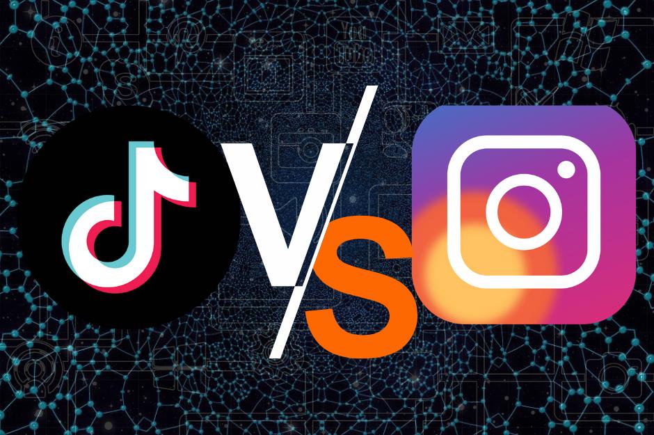 Tiktok vs Instagram: Zwei wesentliche Player im Social-Media Marketing von Unternehmen
