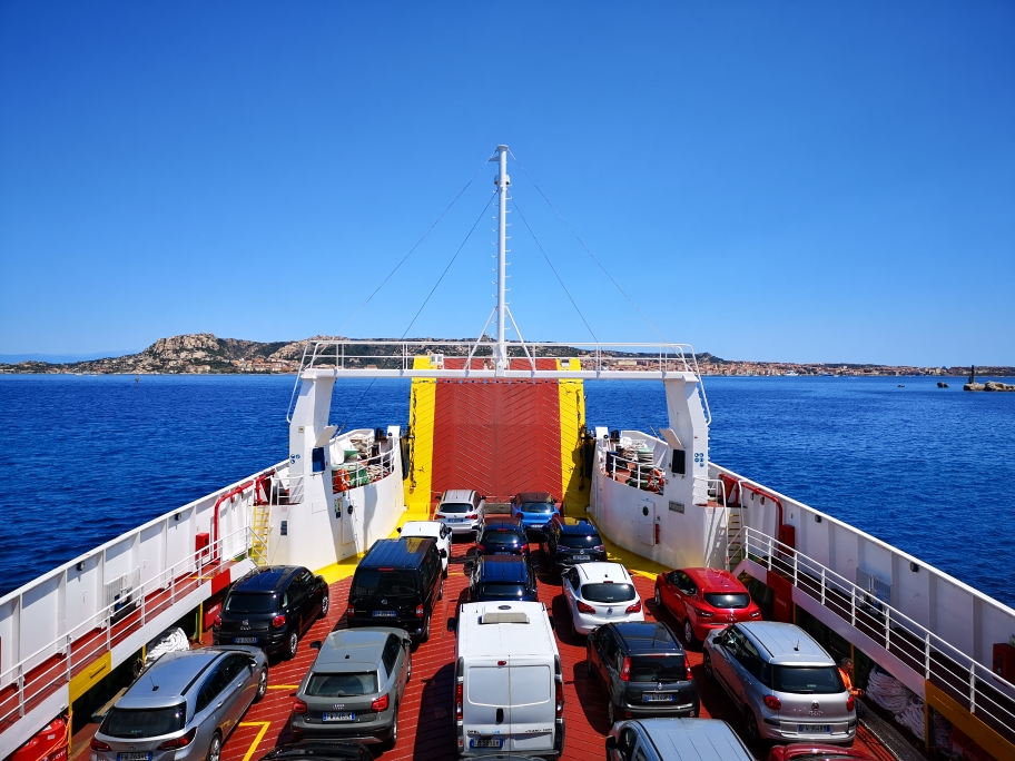 Off to La Maddalena...