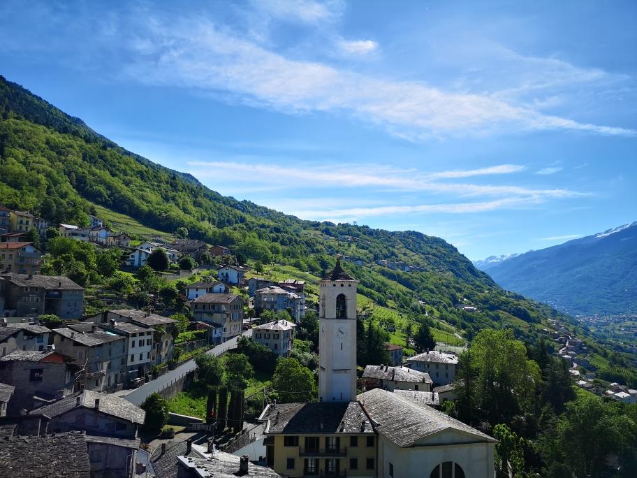 Traditionelli Italiänischi Dörfer hei ihrä ganz bsundrig Charme...