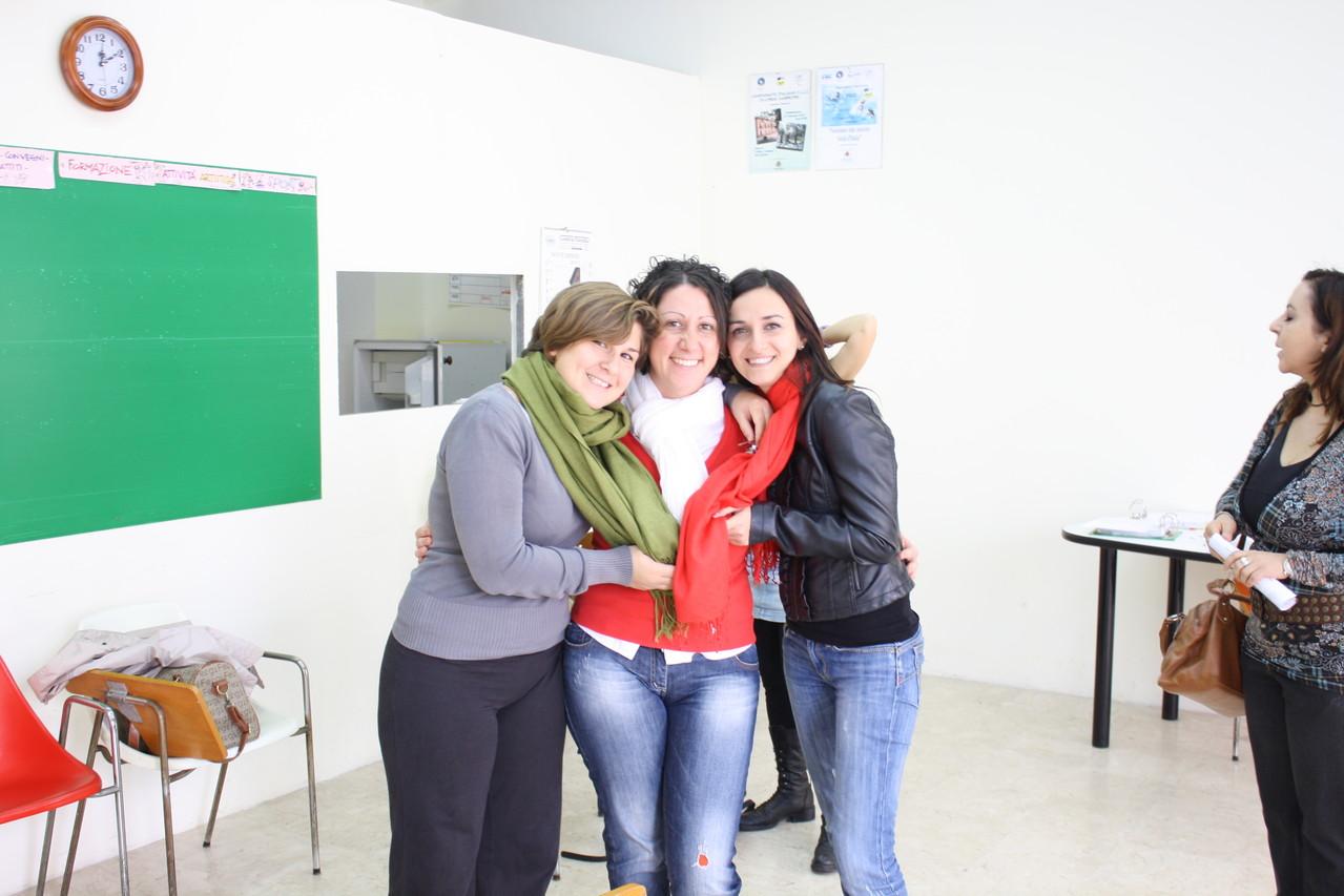 06 novembre 2013 - Ass. di Volontariato Autonoma Siciliani Sordi Palermo