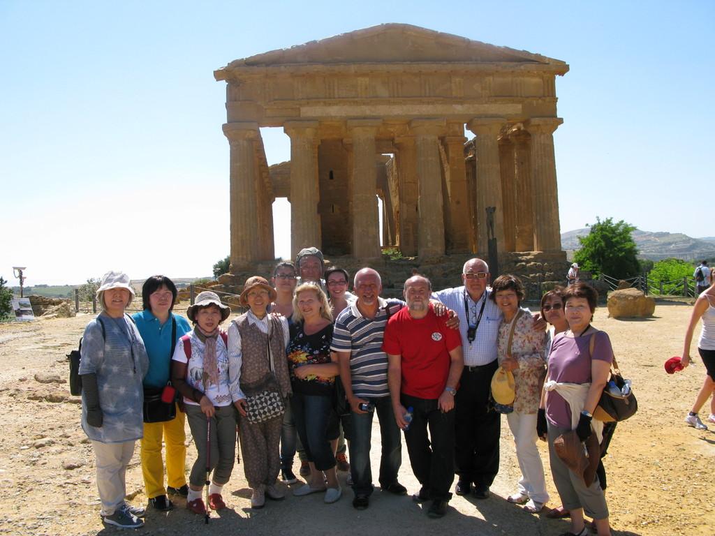 Visita ad Agrigento