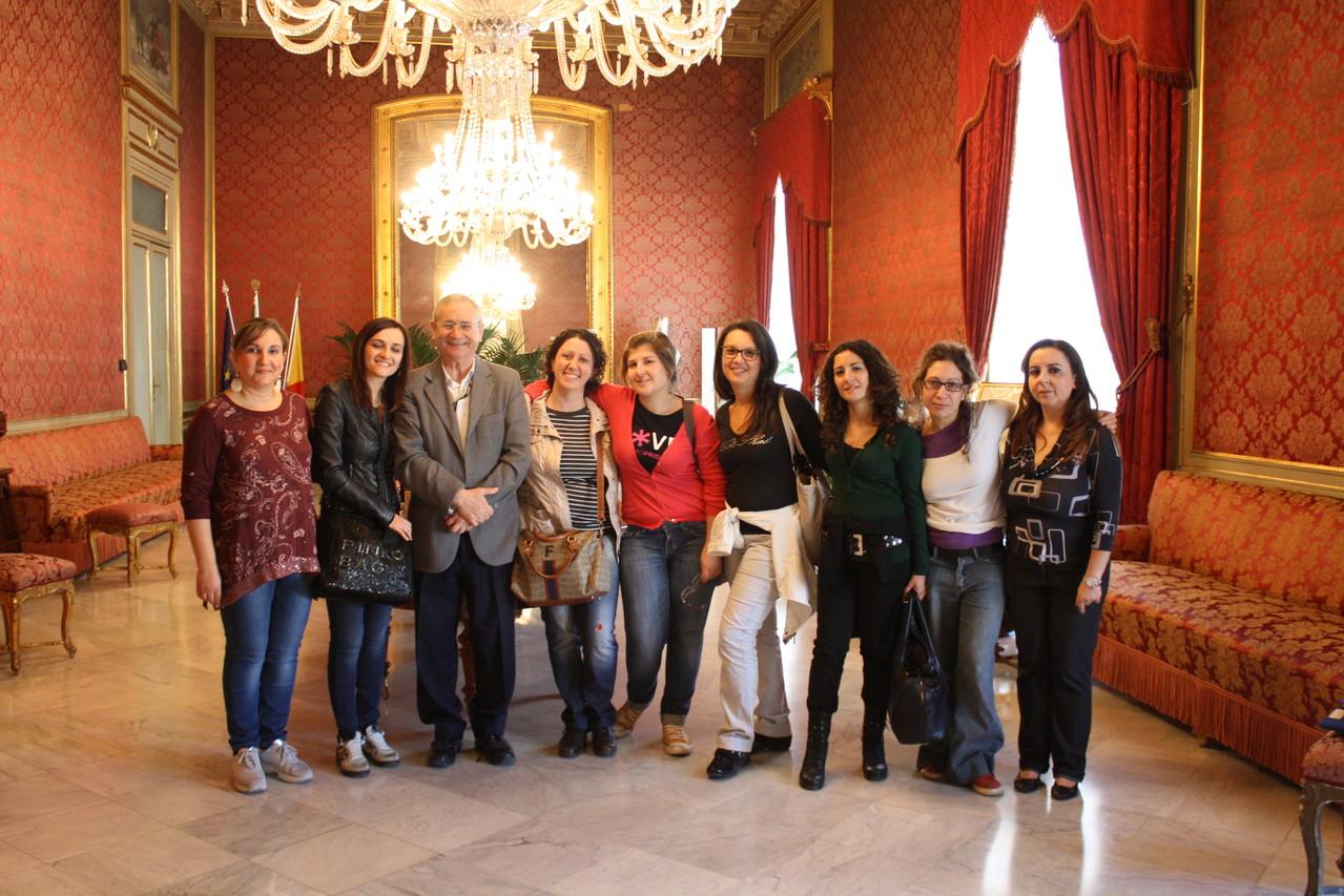 07 novembre 2013 - Palazzo delle Aquile (Comune di Palermo)