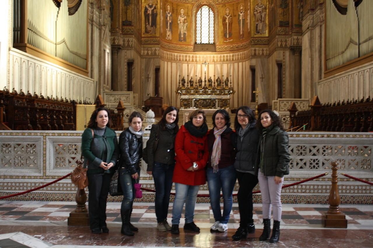 13 novembre 2013 - Duomo di Monreale (PA)