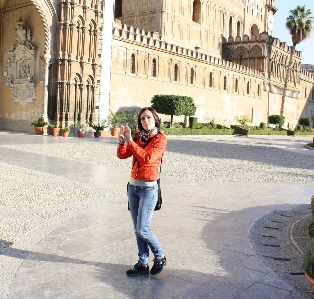 26 ottobre 2013 - Chiesa Cattedrale - Palermo - alunna Silvana