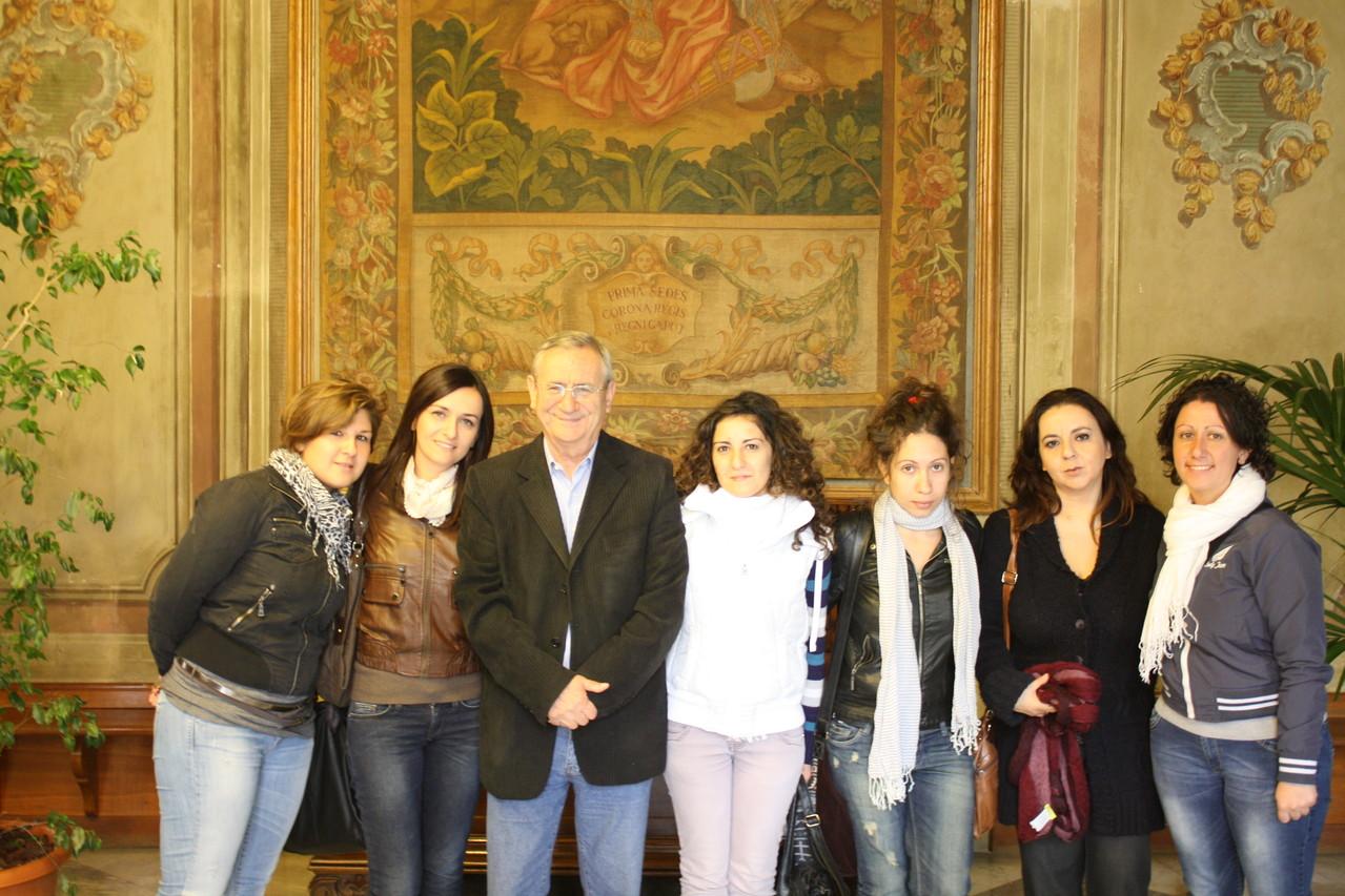 12 novembre 2013 - Palazzo Comitini (Provincia Regionale Palermo)