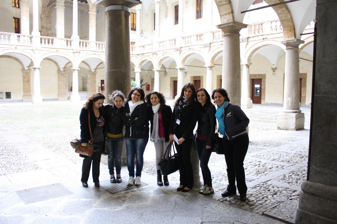 11 Novembre 2013 - Palazzo dei Normanni Palermo