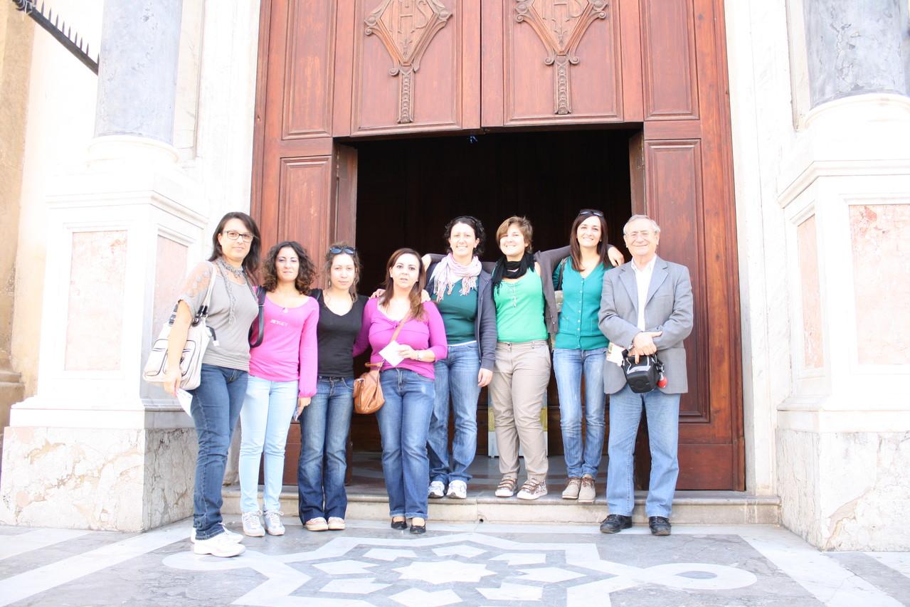 30 ottobre 2013 - Chiesa dei Gesù (Casa Professa) Palermo