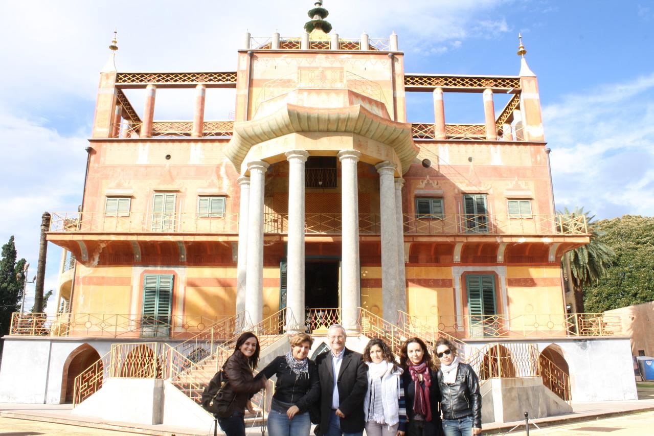12 novembre 2013 - Palazzo cinese Palermo