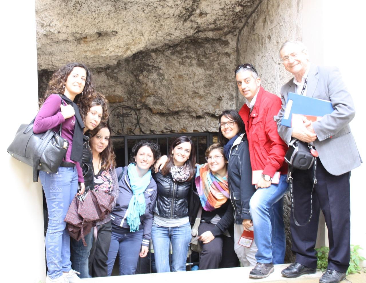05 novembre 2013 - Catacombe Paleocristiane di porta d'Ossuna Palermo