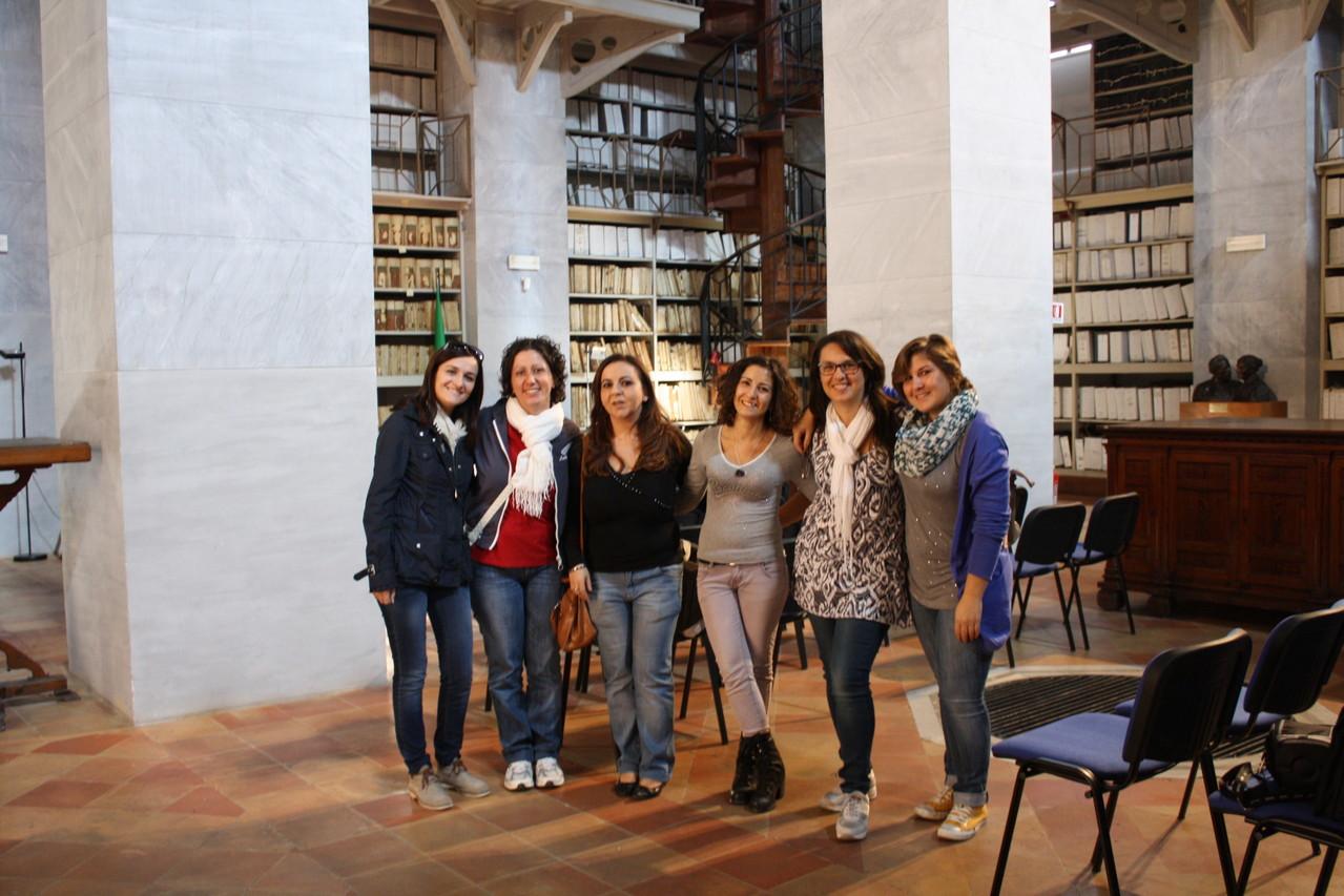08 novembre 2013 - Biblioteca dell'archivio storico comunale Palermo