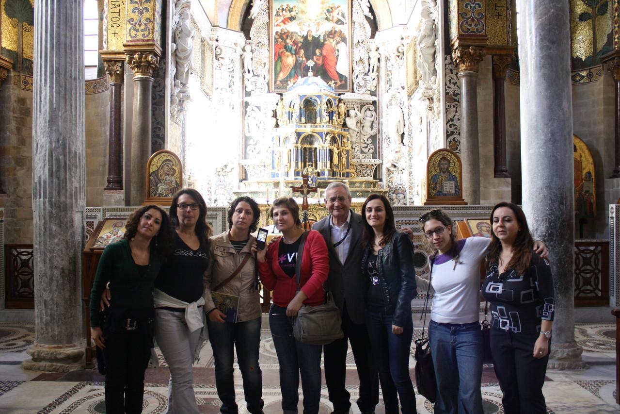 07 novembre 2013 - Chiesa della Martorana - Palermo