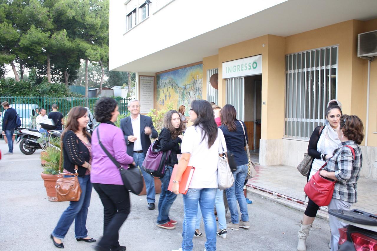 Dal 23 al 25 ottobre 2013 - Istituto dei sordi - Palermo