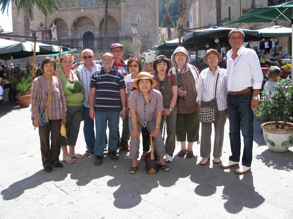 Visita a Catania