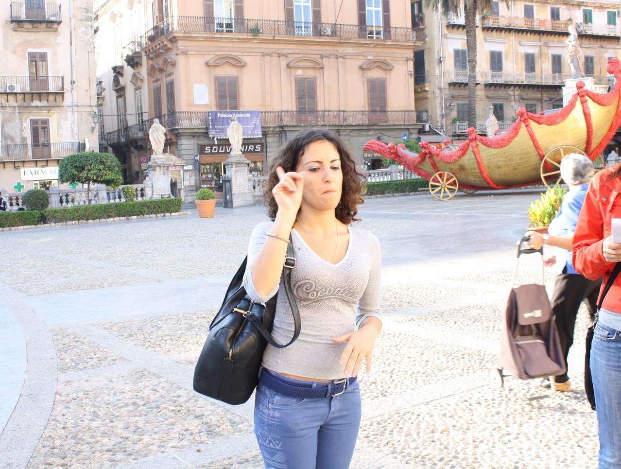 26 ottobre 2013 - Chiesa Cattedrale - Palermo - alunna Rosaria