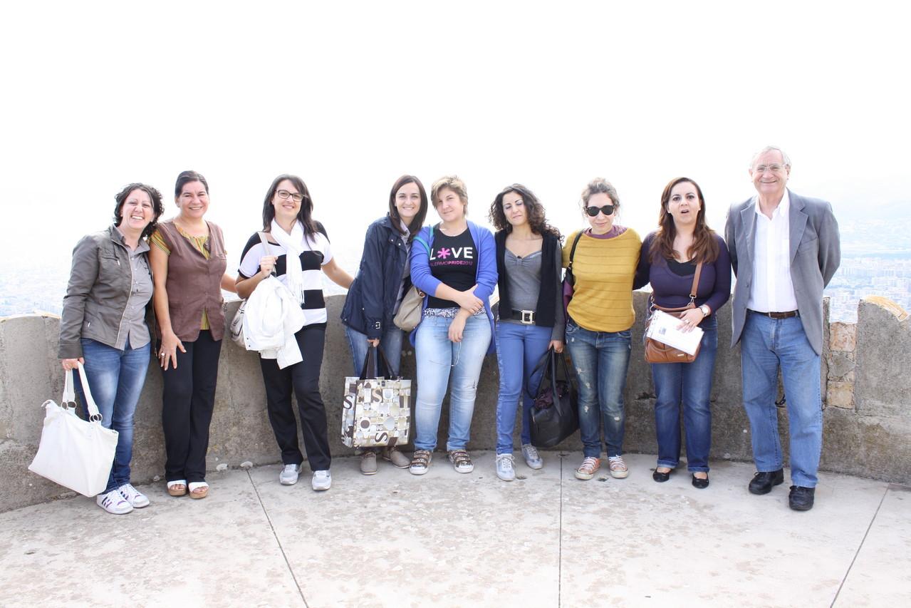 31 ottobre 2013 - Castello Utveggio Palermo