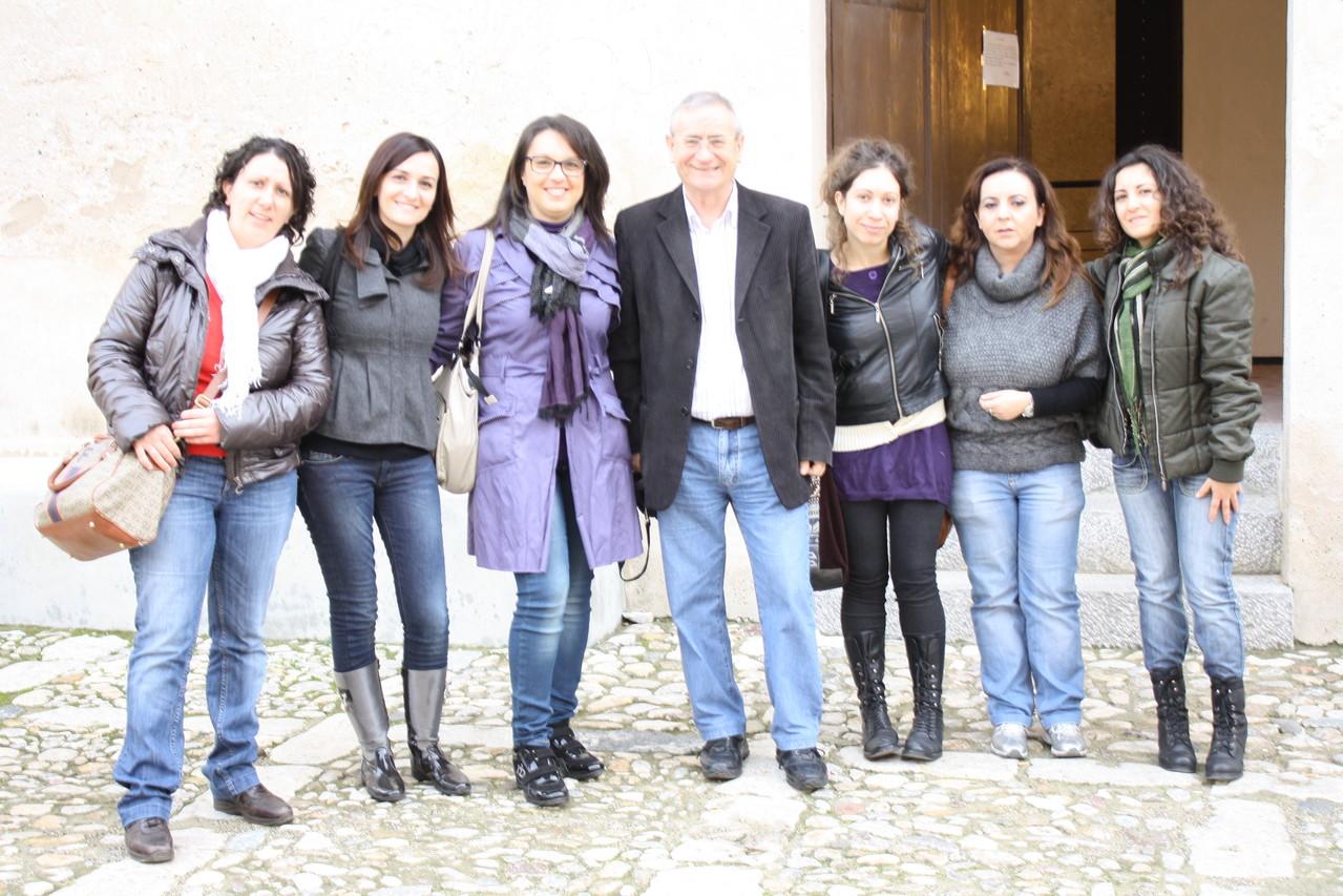 14 novembre 2013 - Palazzo Steri Palermo