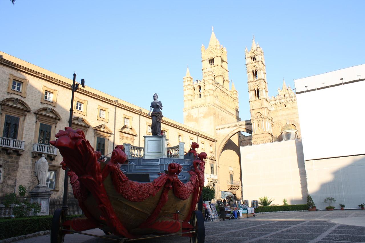 26 ottobre 2013 - Chiesa Cattedrale - Palermo