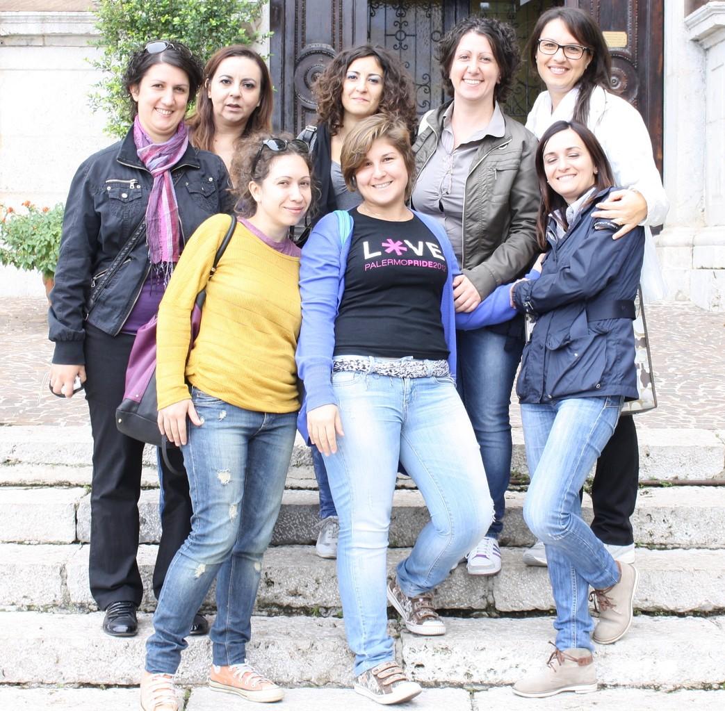31 ottobre 2013 - Monte Pellegrino - Santa Rosalia Palermo