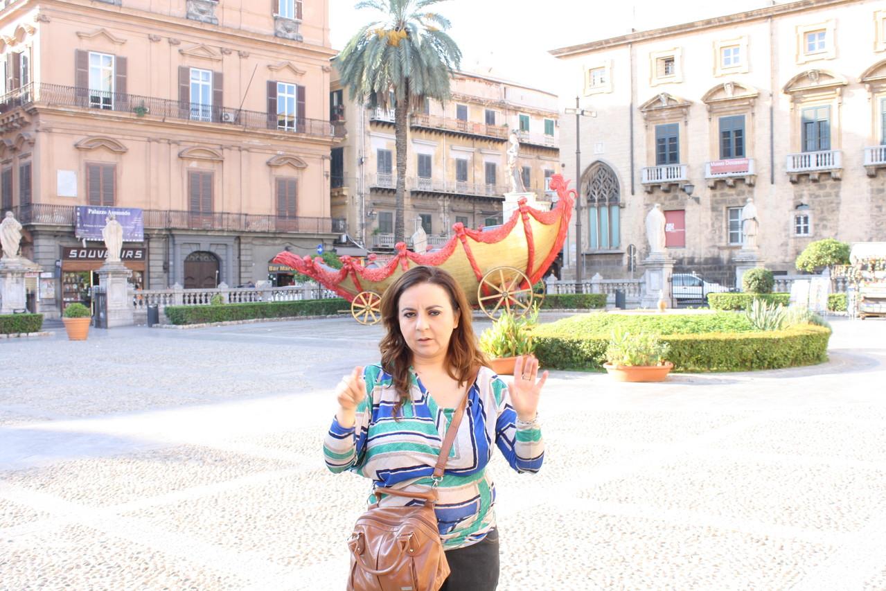 26 ottobre 2013 - Chiesa Cattedrale - Palermo - alunna Armida
