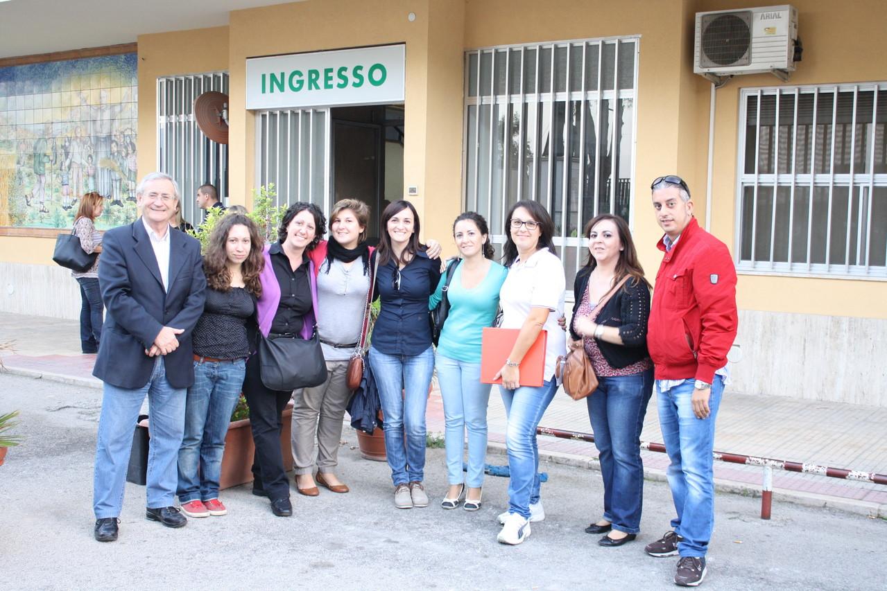 dal 28 al 29 ottobre 2013 - Istituto dei Sordi Palermo