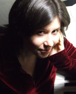 MARIA IRENE CALAMOSCA  -  insegnante di pianoforte, armonia, musica d'assieme