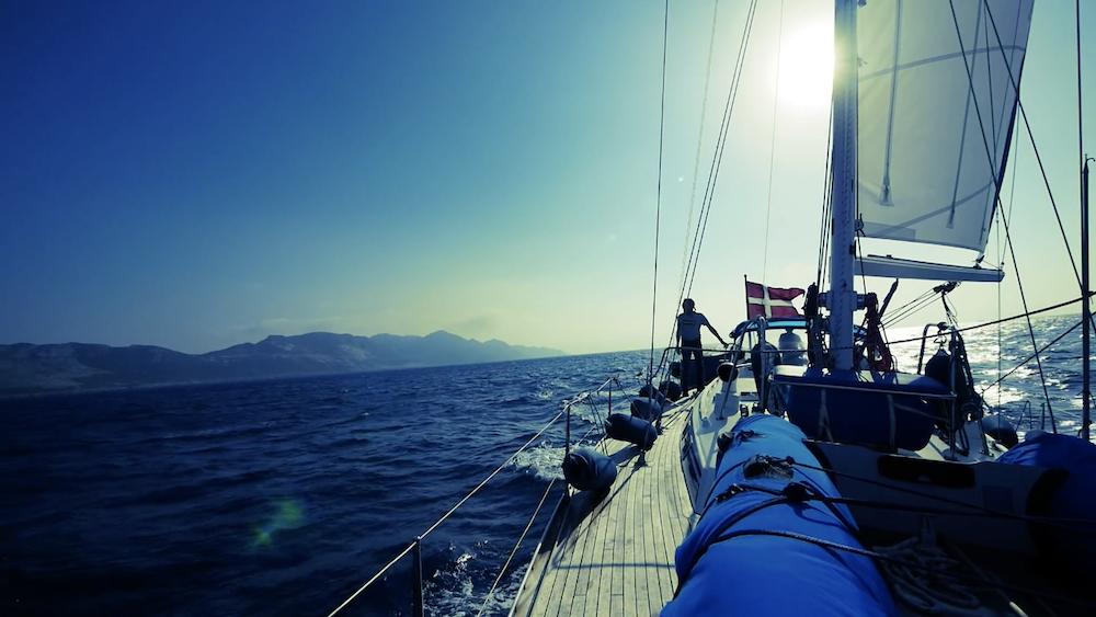 """Ein Nachmittag auf der """"Barracuda of Denmark"""""""