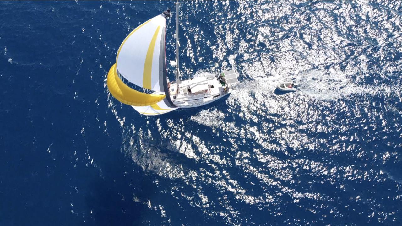 Beflügelt segeln
