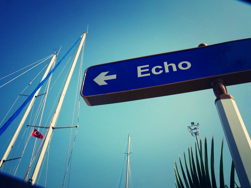 Und wer wissen will, wo das Echo herkommt: von links!