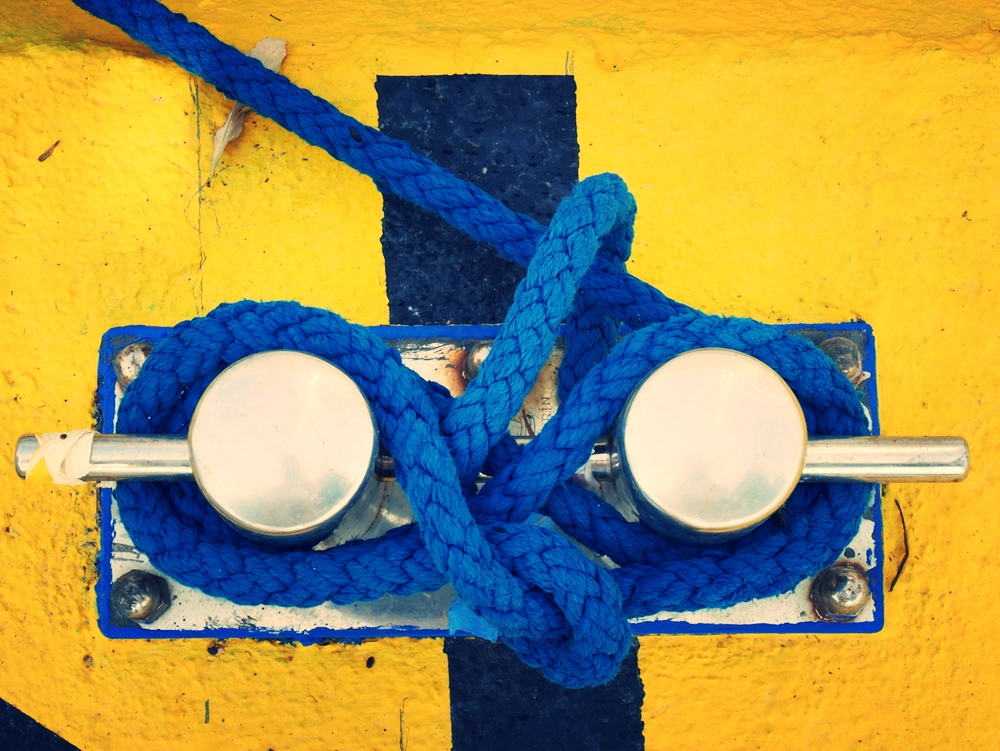 Blau-Gelb, so hieß auch mal ein Supermarkt in Celle