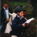 poney club de cenves séjour équestre 16