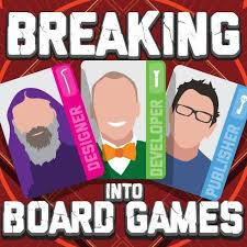 Listen to my interview on the Breaking Into Board Games podcast!