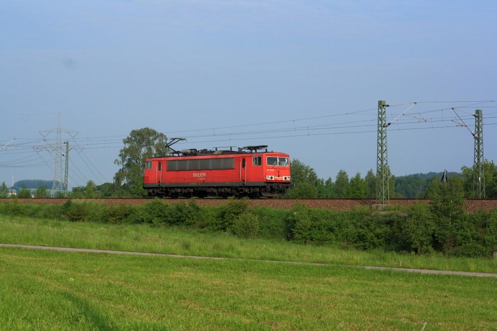 155 246 Lz von Niederwiesa nach Dresden
