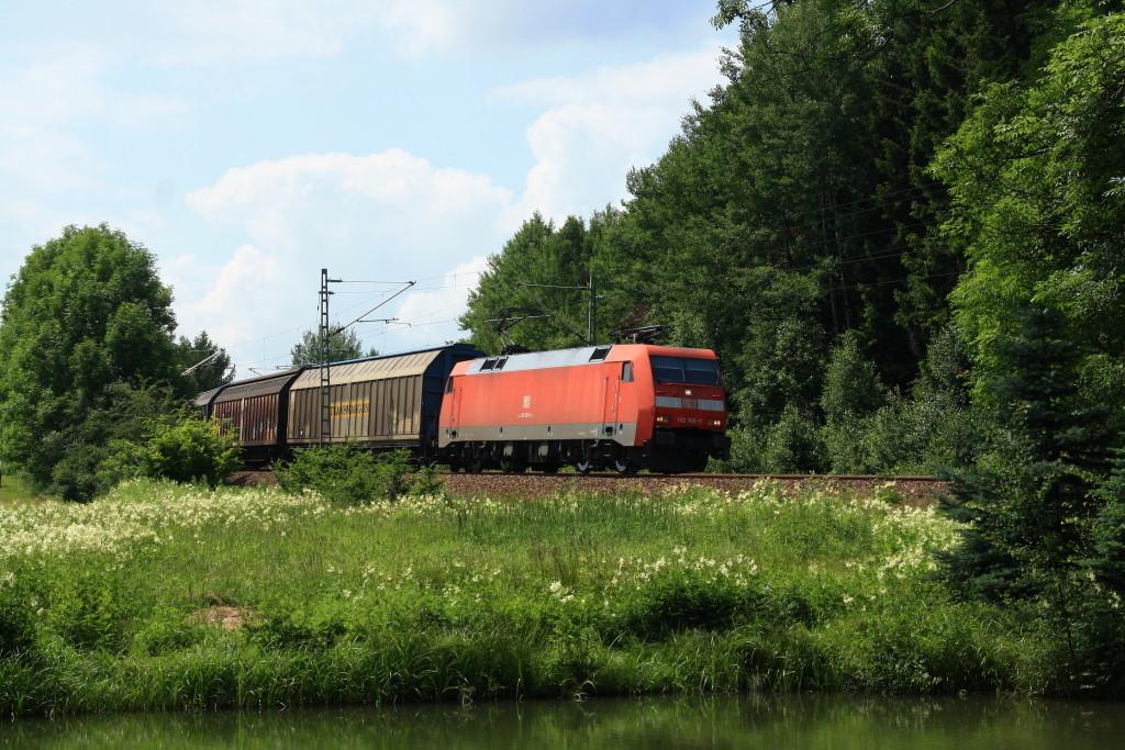 152 165 mit GA 60014 Mosel-Braunschweig
