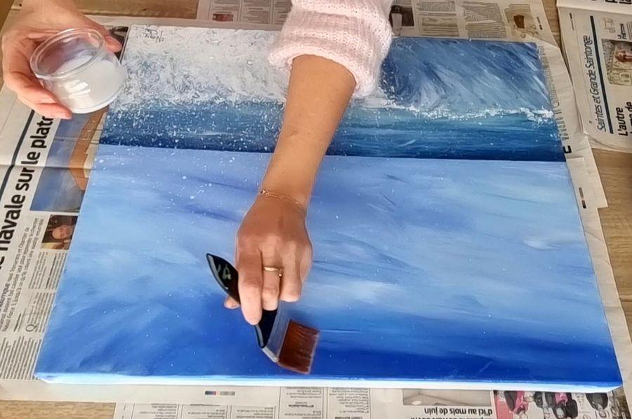 comment-vernir-sa-peinture-acrylique-tuto-penture-tableau