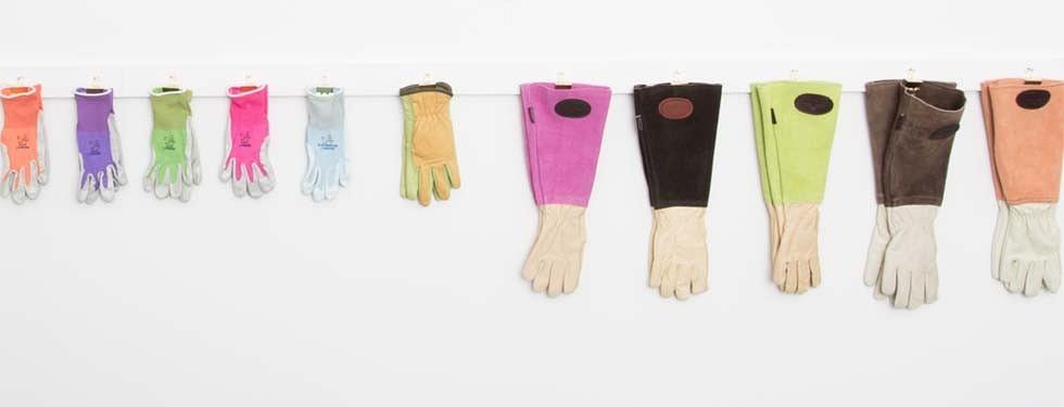 Gartenhandschuhe von Bradleys the Tannery, Bionic Gloves, Showa oder Rostaing gehören zu den besten Handschuhen die der Gärtner finden kann. Bei www.the-golden-rabbit.de