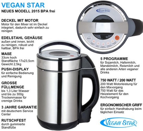 Vegan Star Active