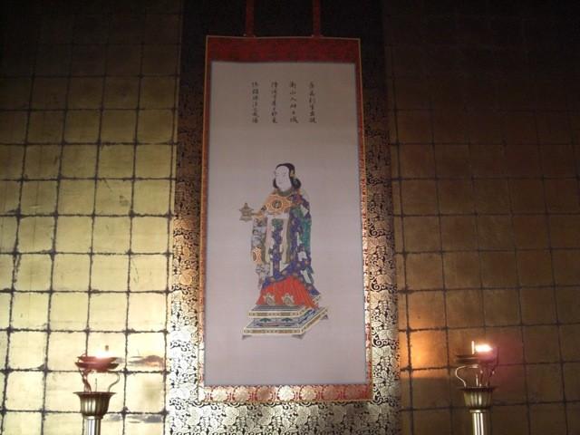 聖徳太子絵像