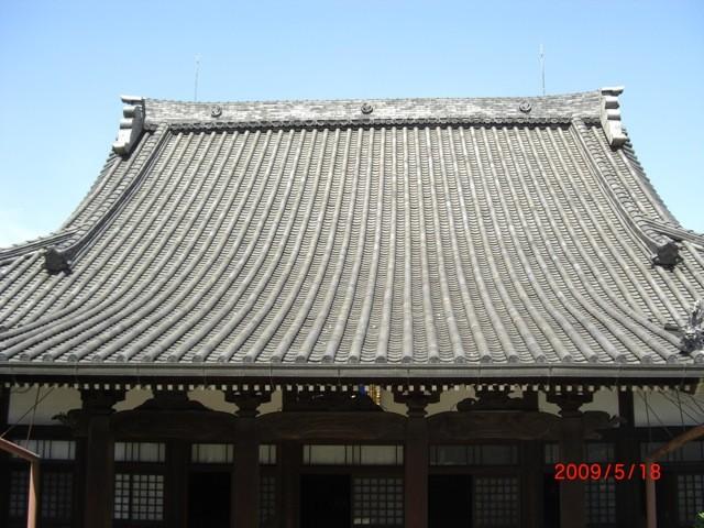 千暁寺本堂②