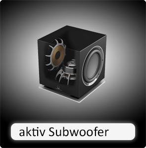 aktiv Subwoofer