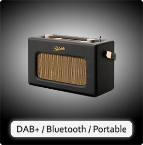 DAB+ mit Bluetooth und Wifi