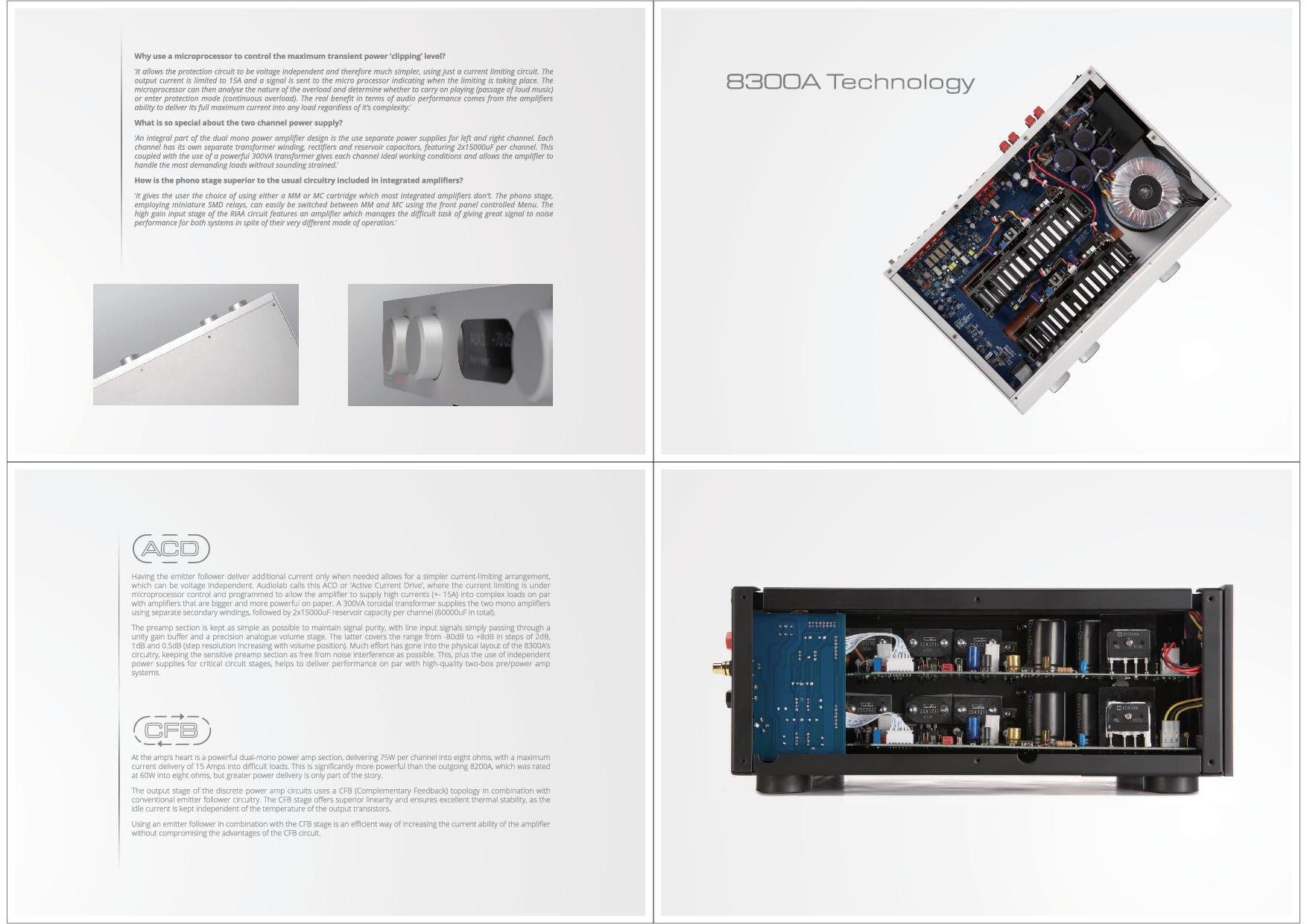 Audiolab Katalog S. 9+10