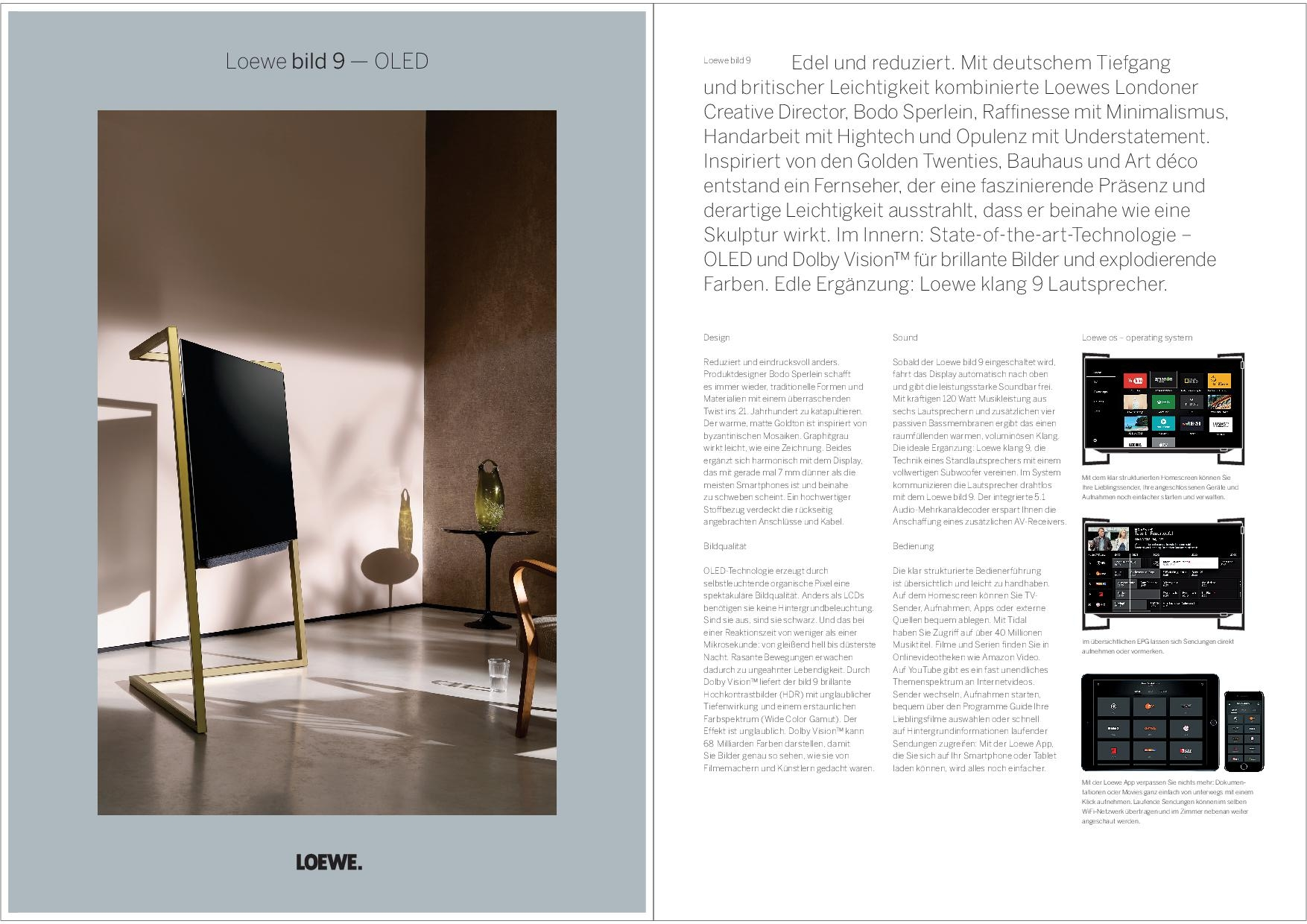 Loewe Bild 9