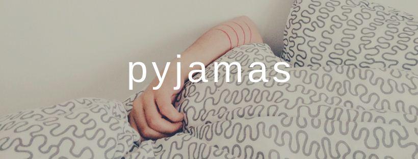 Pyjamas enfants pas chers