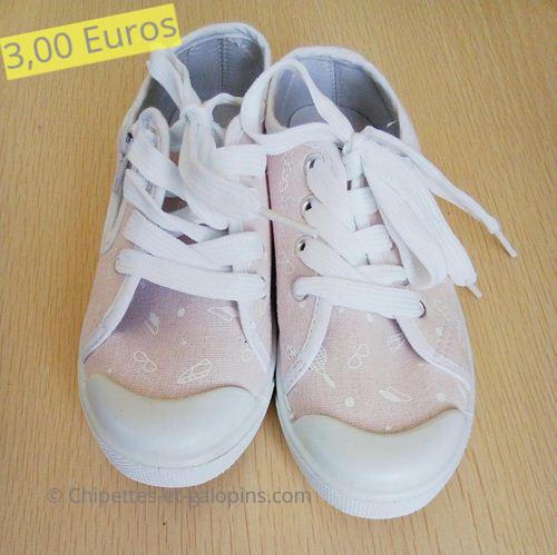 chaussures enfants occasion. baskets en toile pas chères