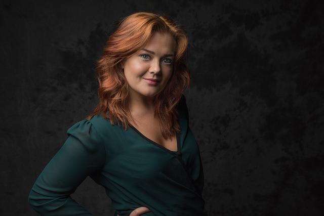 Actress; Louise Wiberg